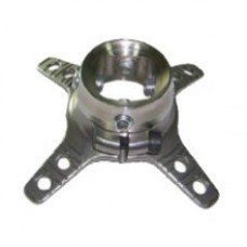 4 prong socket adapter with rotation adjustement
