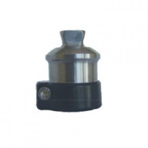 Tube clamp adapter with upper pyramid