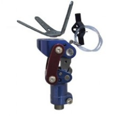4 bars disarticulation knee joint with lock