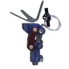 Articulation pneumatique 4 bar genou desarticulé avec verrou